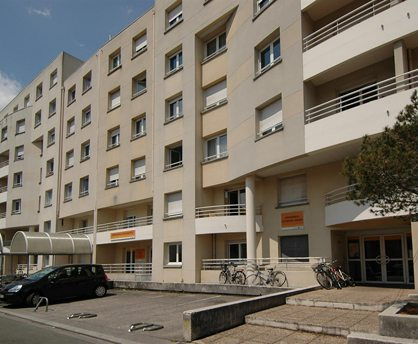 R sidence tudiant bordeaux 33000 nexity stud a for Appartement etudiant bordeaux centre