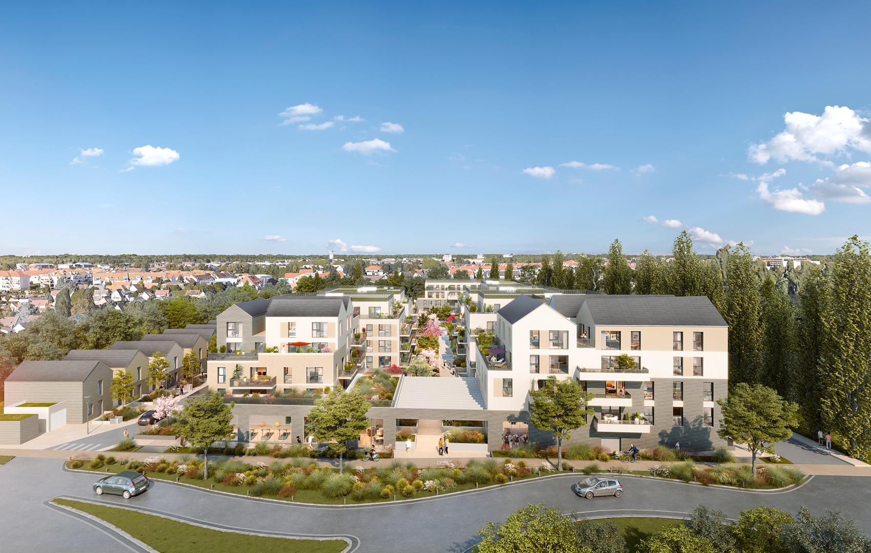 Maison Avec Travaux 77 uni't : programme immobilier neuf à pontault combault | nexity