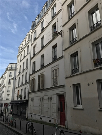 Appartement 1pcs 75020 PARIS