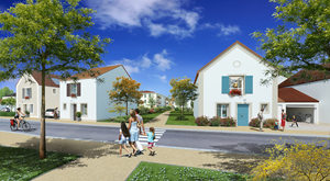 Programme immobilier neuf Guibeville