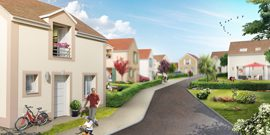 Programme immobilier neuf Villiers St Frederic