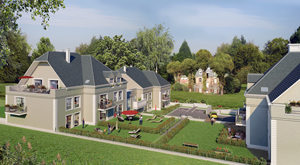 Programme immobilier neuf Epone