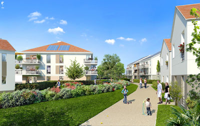 Programme immobilier neuf Mennecy
