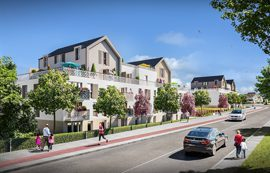 Programme immobilier neuf Aubergenville