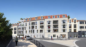 Programme immobilier neuf de 3 pièces Osny