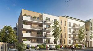 Programme immobilier neuf de 2 à 3 pièces Meaux