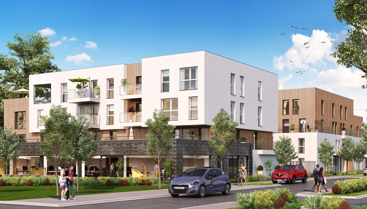 Programme immobilier neuf INEDIT A ROISSY-EN-BRIE - ROISSY EN BRIE