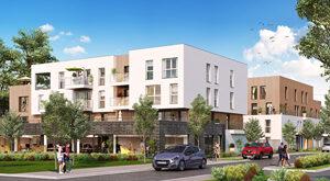 Programme immobilier neuf de 2 à 3 pièces Roissy En Brie