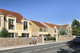 Programme immobilier neuf Magny Les Hameaux