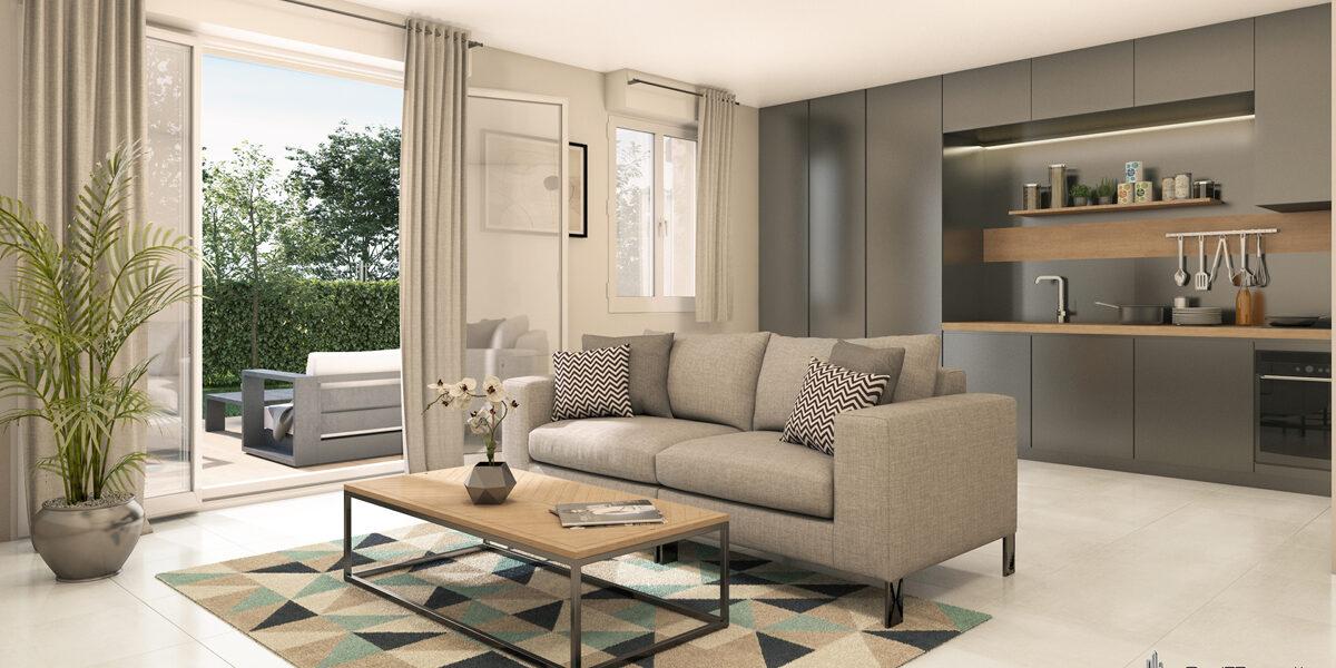 Maison à vendre : Porcheville . 80.3 m² . 4 pièces