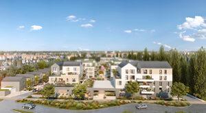 Programme immobilier neuf de 2 à 4 pièces Pontault Combault