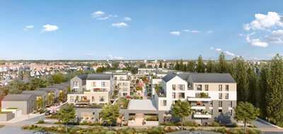 Programme immobilier neuf de 2 à 5 pièces Pontault Combault