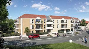 Programme immobilier neuf de 2 à 3 pièces Villabe