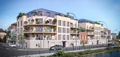 Programme immobilier neuf de 1 à 3 pièces Creil