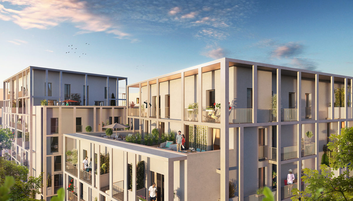 Programme immobilier neuf I.D. - REIMS