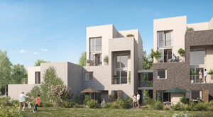 Programme immobilier neuf de 2 à 5 pièces Lille