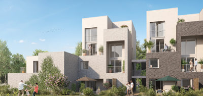 Programme immobilier neuf de 3 à 4 pièces Lille