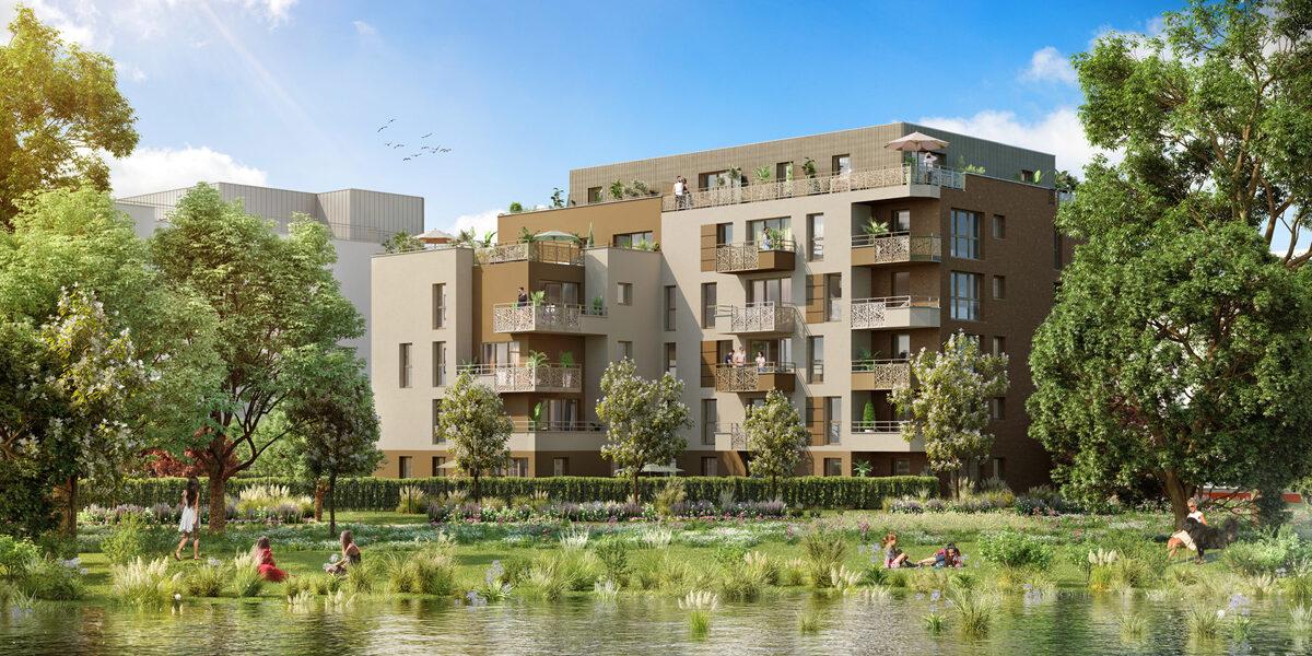 Appartement à vendre : Amiens . 41.2 m² . 2 pièces