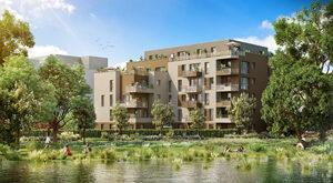 Programme immobilier neuf de 3 pièces Amiens