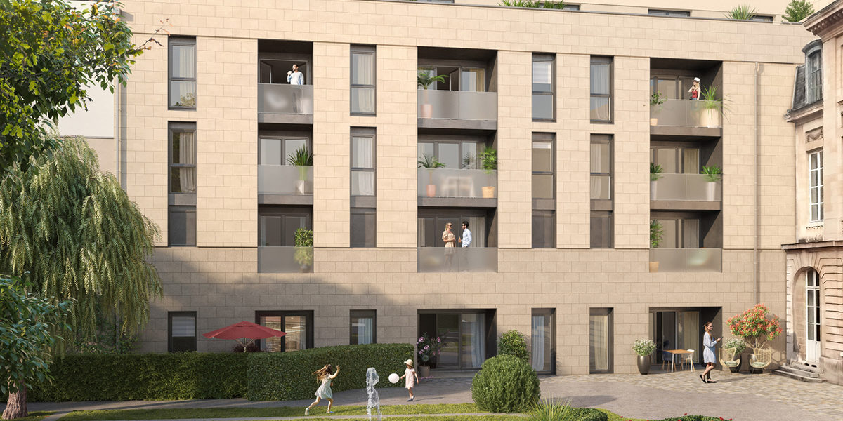 Appartement à vendre : Reims . 30.9 m² . 1 pièce / studio