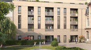 Programme immobilier neuf de 1 à 3 pièces Reims