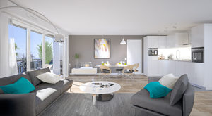 Programme immobilier neuf de 2 à 4 pièces Linselles