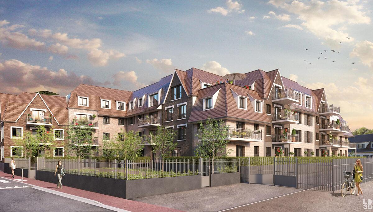 Appartement à vendre : Tourcoing . 42.55 m² . 2 pièces