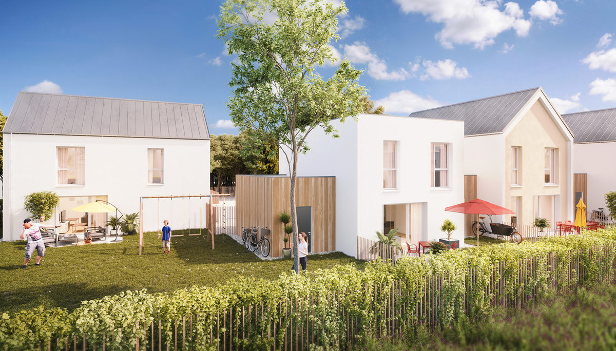 Programme immobilier neuf LE BOCAGE DE CHOMEDEY - TROYES