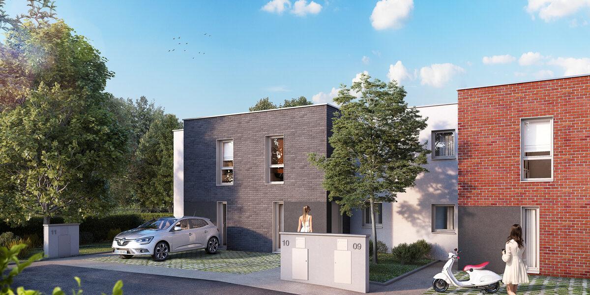Appartement à vendre : Valenciennes . 42.45 m² . 2 pièces