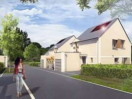 Programme immobilier neuf Veigne