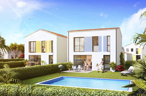 Programme immobilier neuf Royan