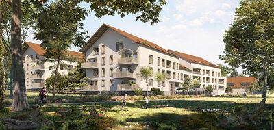 Programme immobilier neuf de 1 à 4 pièces Tours