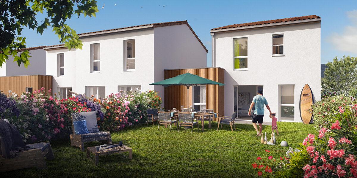 Appartement à vendre : Angoulins . 71.7 m² . 3 pièces