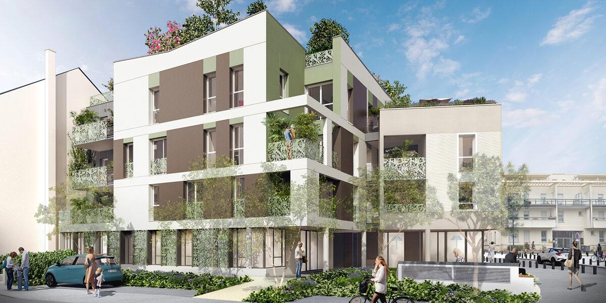 Appartement à vendre : La Riche