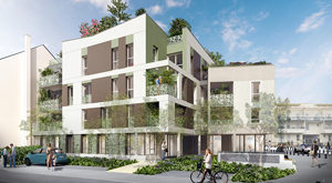 Programme immobilier neuf La Riche