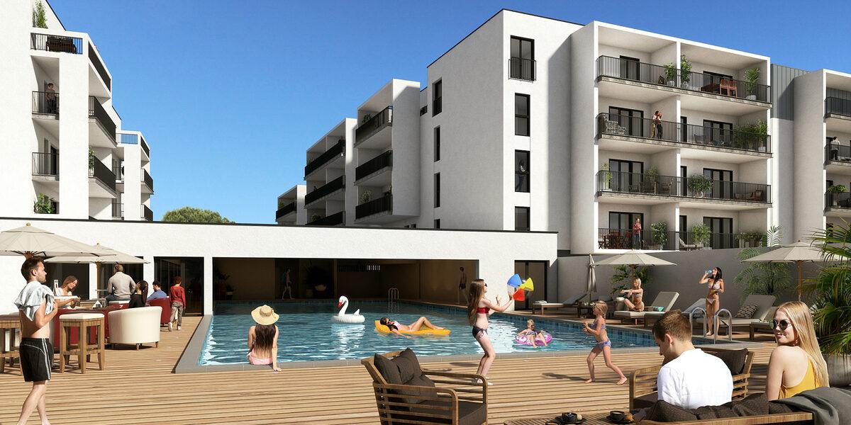 Appartement à vendre : Royan . 33 m² . 2 pièces