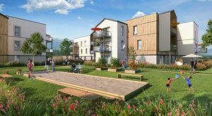 Programme immobilier neuf de 2 à 4 pièces Rumilly