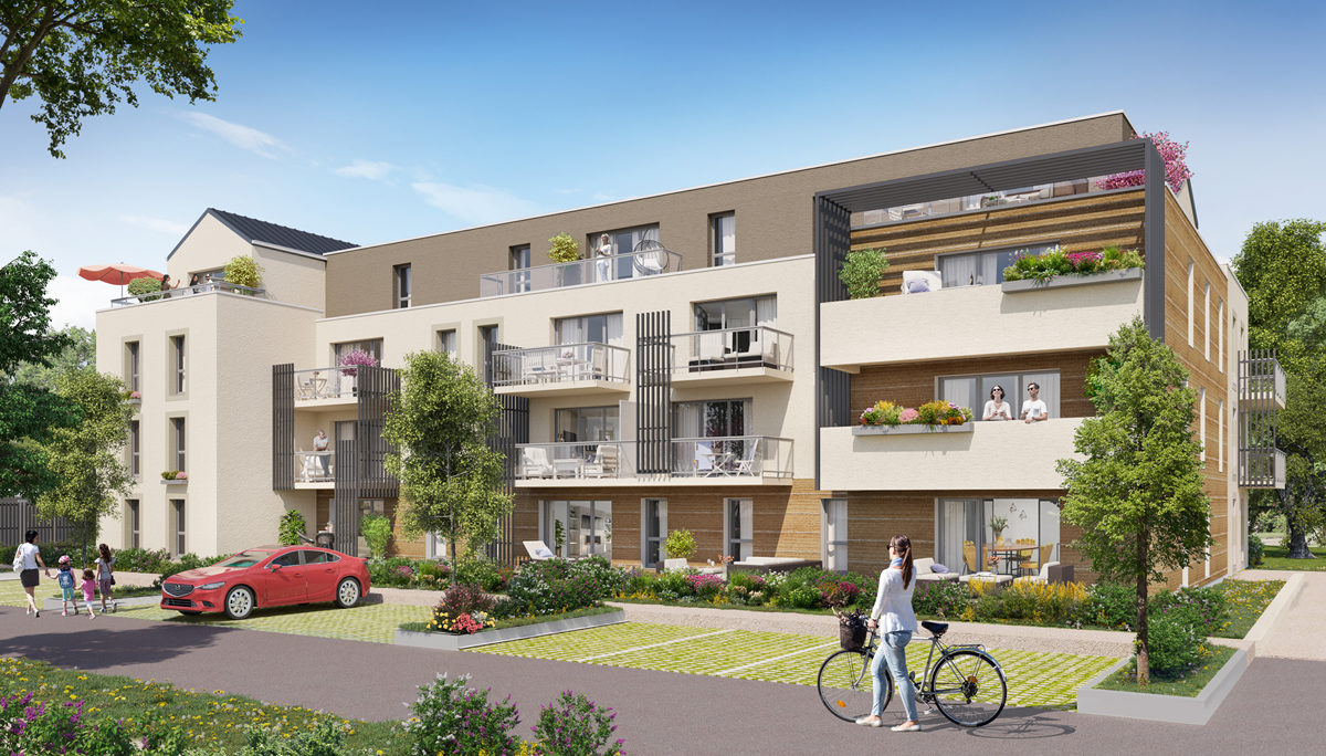 Programme immobilier neuf OCARINA - RUMILLY