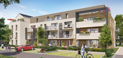 Programme immobilier neuf Rumilly