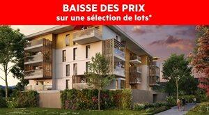 Programme immobilier neuf de 2 à 4 pièces Cluses
