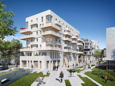 Programme immobilier neuf Romainville