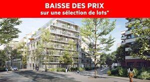 Programme immobilier neuf de 1 à 4 pièces Montreuil
