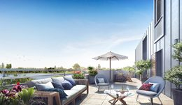 Appartement 4pcs 94290 VILLENEUVE LE ROI