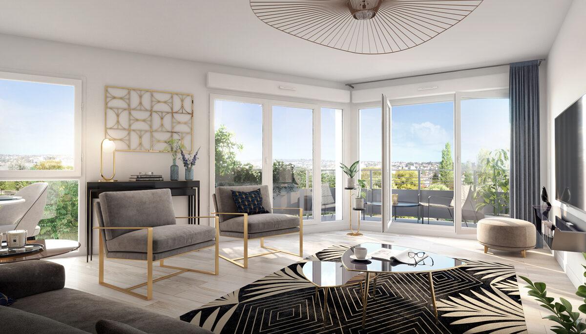 Programme immobilier neuf SO GREEN - CORBEIL ESSONNES