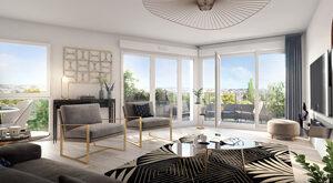 Programme immobilier neuf de 2 à 5 pièces Corbeil Essonnes