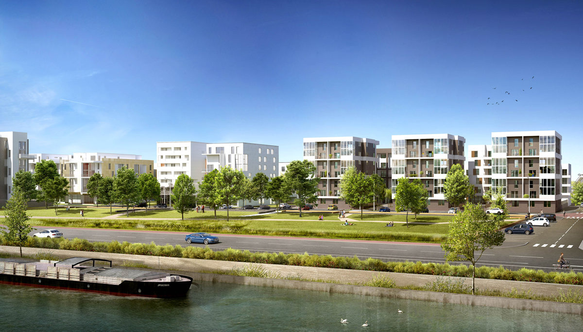 Programme immobilier neuf VERSION SEINE - ATHIS MONS
