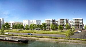 Programme immobilier neuf de 4 à 5 pièces Athis Mons