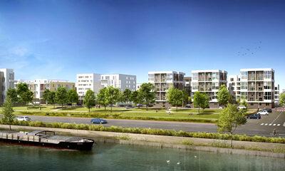 Programme immobilier neuf de 3 à 5 pièces Athis Mons