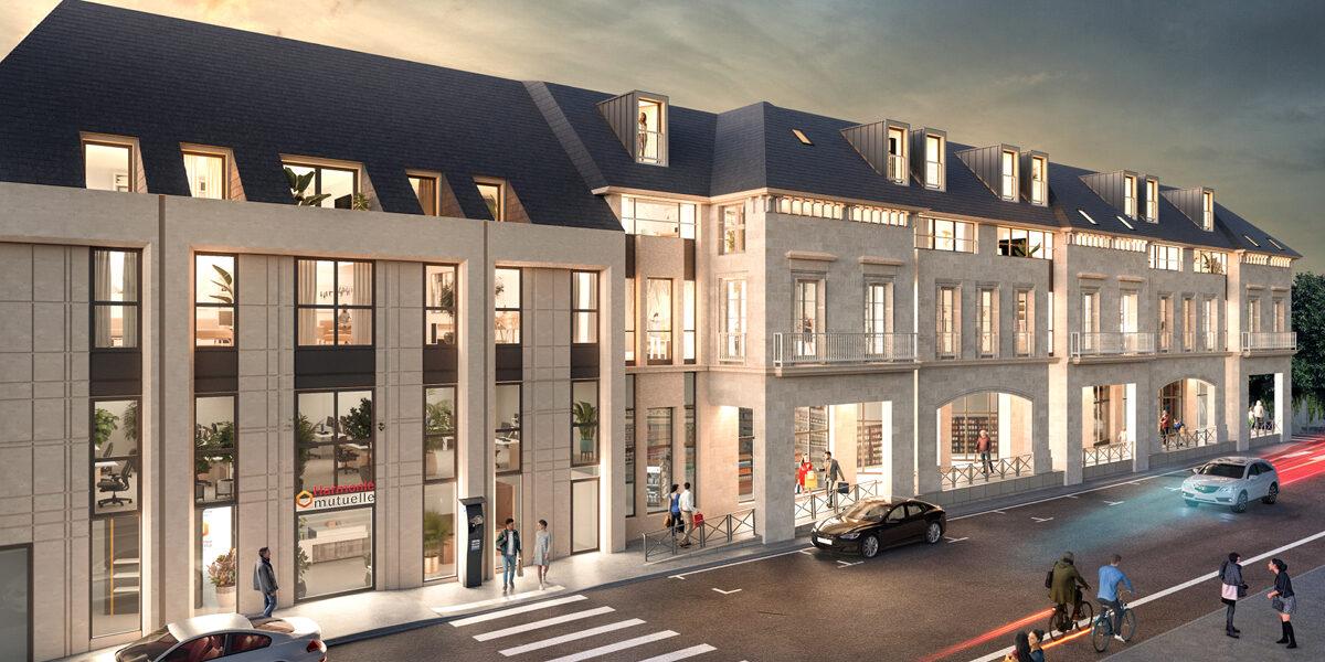Appartement à vendre : Tours . 31.75 m² . 1 pièce / studio