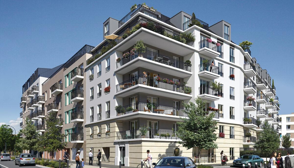 Appartement à vendre à Sartrouville . 38.31 m² . 2 pièces